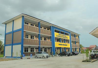 Jam Kuliah Universitas Sjakhyakirti dan Biaya kuliah Universitas Sjakhyakirti
