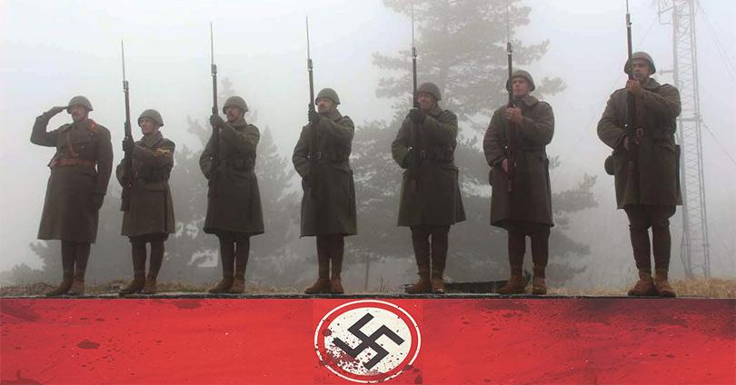 6 Απριλίου 1941 - Η Γερμανική Επίθεση Κατά της Ελλάδας - Ρούπελ