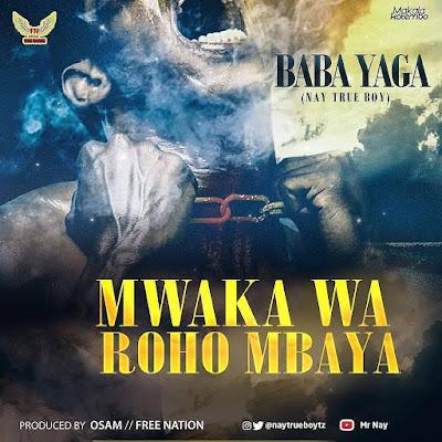 AUDIO   Nay wa Mitego (Mr. Nay) - Mwaka Wa Roho Mbaya    Download Mp3 [New Song]