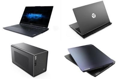 Simak Empat Seri Laptop Gaming Terbaru Keluaran Lenovo