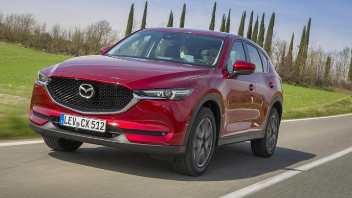 Mazda CX-5 đời mới sẽ có tên Mazda CX-50: Dẫn động cầu sau, đòi đấu cả Ford Explorer