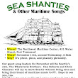 Whateverly Brothers to Lead November 11th Shanty Sing. ARRGH!