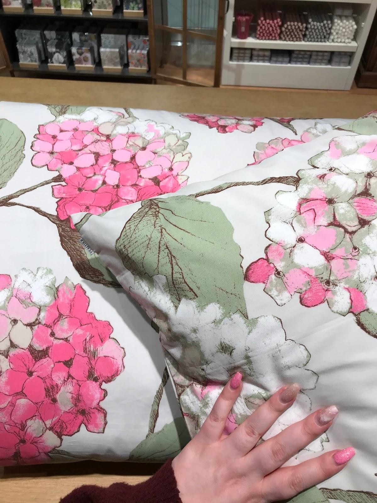 Pentik Hortensia puuvillaperkaali