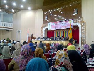 Seminar Internasional di Abdya Kupas Masalah Ekonomi Islam Bersyariat