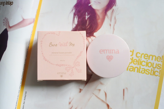 Emina Bare With Me Mineral Loose Powder