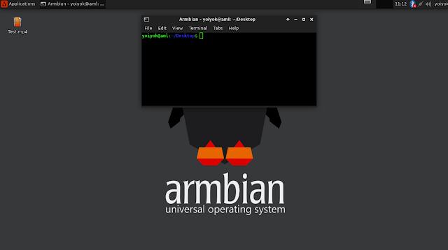 Armbian S905x Membuat STB HG680p Layaknya Single Board Computer Murah
