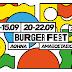 H μεγάλη γιορτή του burger για 4η φορά στην Αθήνα!