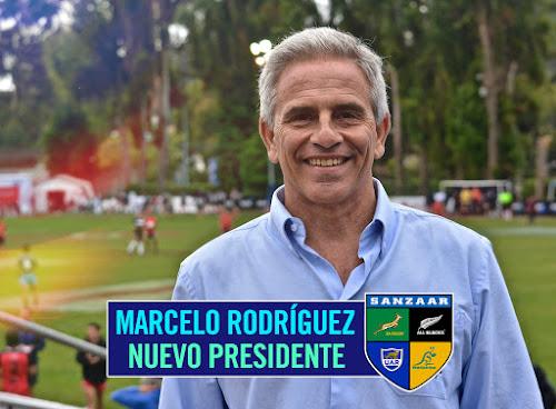 Marcelo Rodríguez será el nuevo presidente de SANZAAR