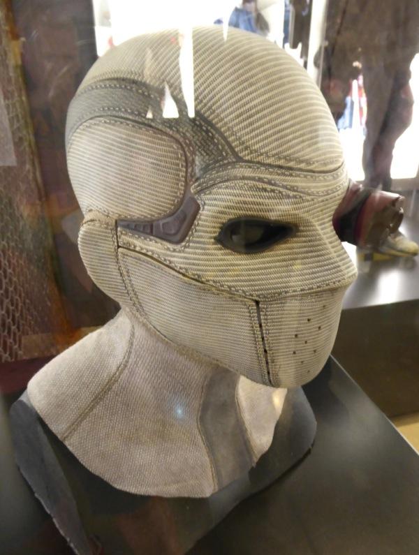 Suicide Squad Deadshot mask monocle