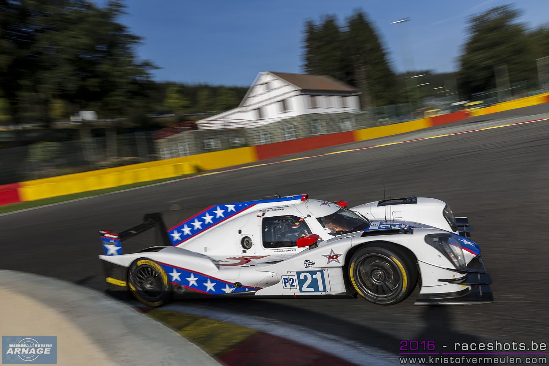 Club Arnage 2019: European Le Mans Series
