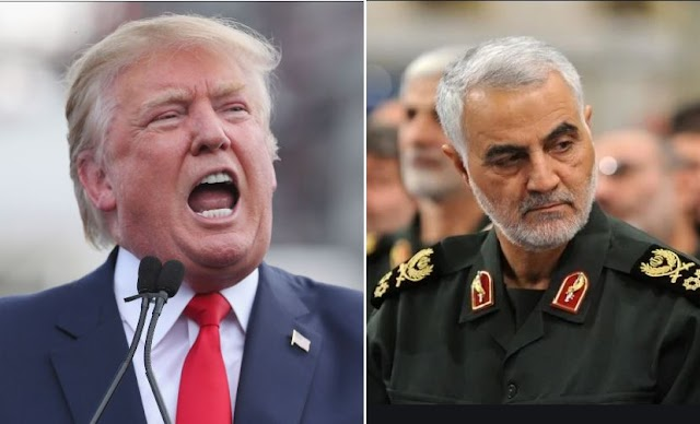 USA Killed Qassem Suleimani : An Inside Story How and Why?