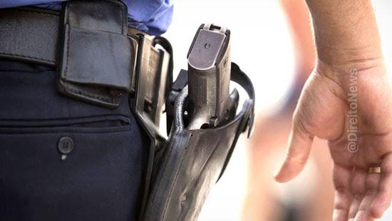 inss beneficio previdenciario vigilante arma fogo