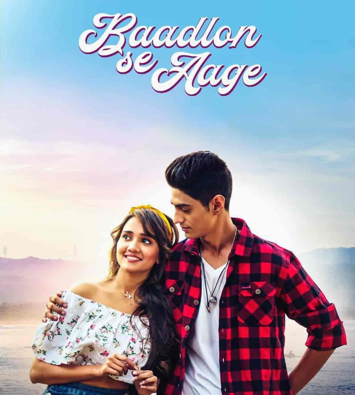 Baadlon Se Aage Non Film Hindi Song Image Features Palak Muchhal And Palaash Muchhal