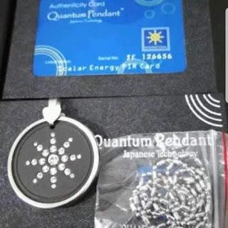 Quantum Pendant
