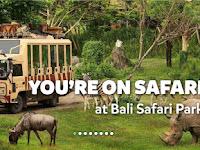 Bali Safari Marine Park, Objek Wisata Terbaik Untuk Anak