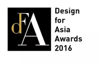 DFA Design for Asia Awards Bronze Award