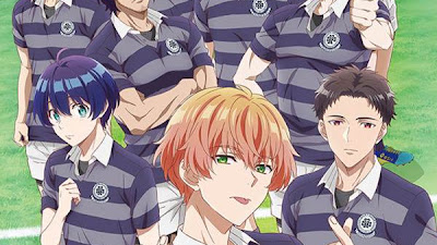 El anime number24 Rugby revela elenco, personajes y más