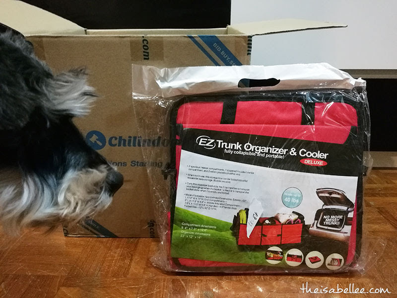 Trunk organiser & cooler from Chilindo Malaysia