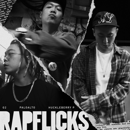 G2, Paloalto, Huckleberry P – Rapflicks – Single