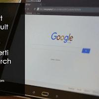 Cara mengubah tampilan laman hasil pencarian Blogspot