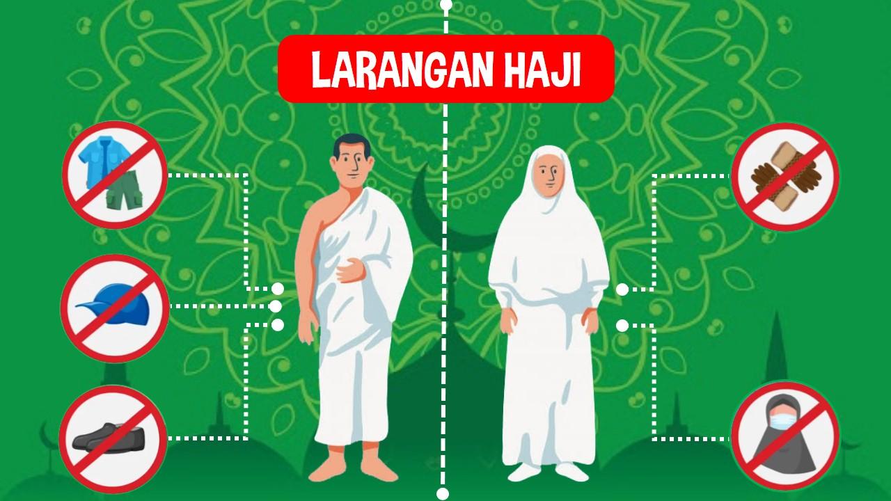 Larangan dan Dam (Denda) dalam Ibadah Haji dan Umrah