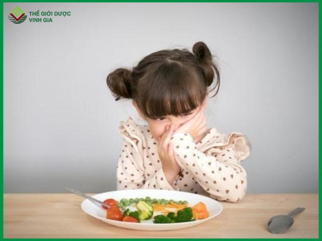 Trẻ kém hấp thu uống thuốc gì để tăng cân và phát triển?