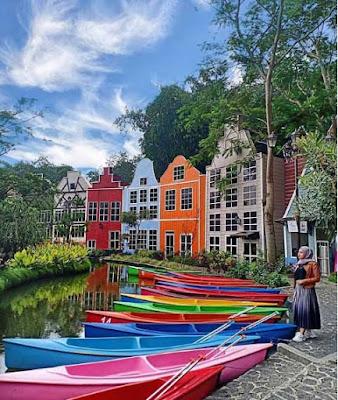 Wisata Rasa Eropa Devoyage Bogor, Tiket Masuk Terbaru 2019
