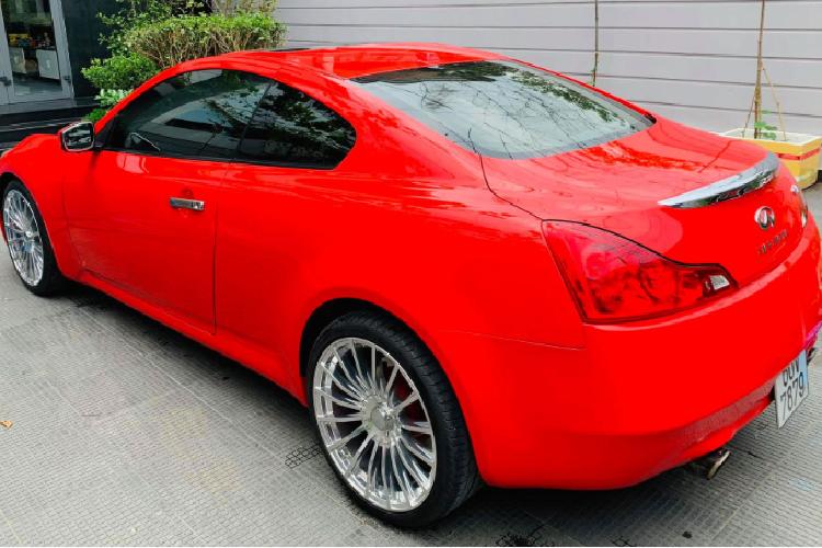 Infiniti G37 coupe dùng 11 năm, 'thét' gần 900 triệu tại Đồng Nai