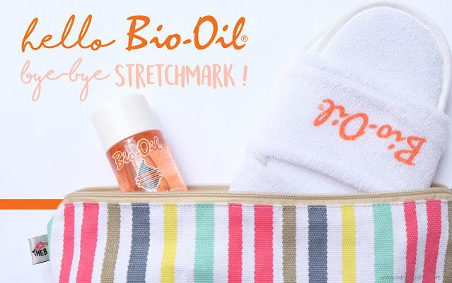 Stretch Mark Bio Oil