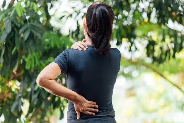 1. Back pain Causes: