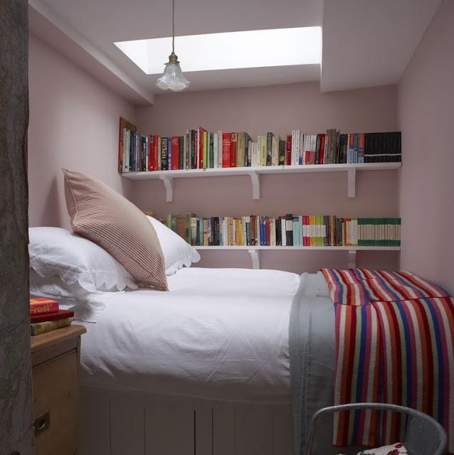 افكار غرف نوم صغيرة