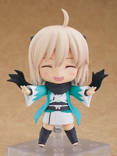 Nendoroid Saber/Okita Souji y Ascension Ver., de Fate/Grand Order.