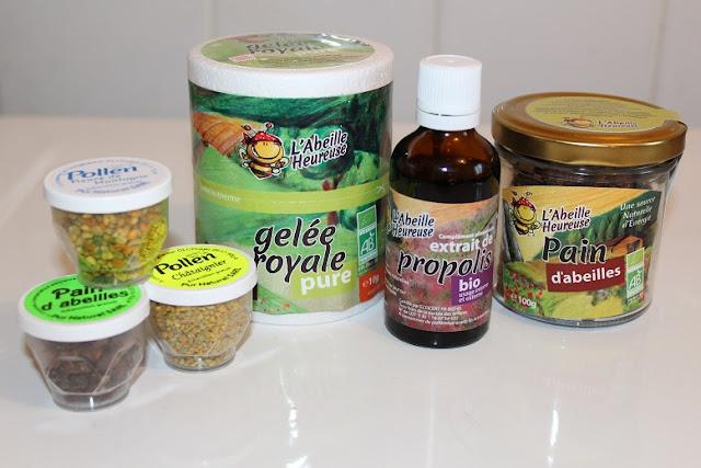 produits abeilles