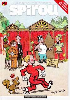 Rob-Vel est-il vraiment le dessinateur de Spirou ?