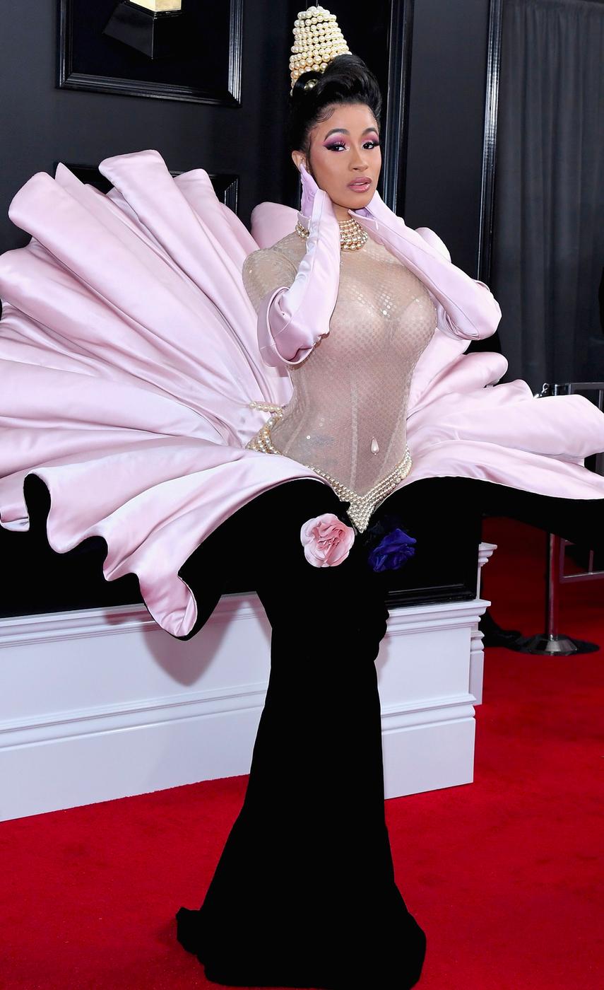 Cardi B 2019 Grammy Awards