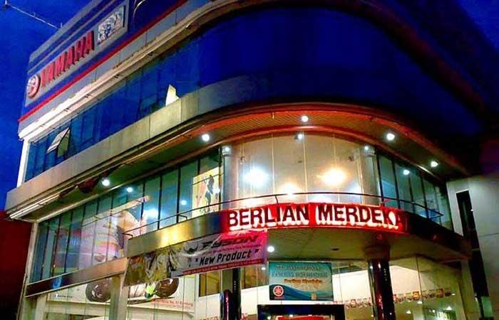 Alamat Dealer Yamaha di Bangka Belitung