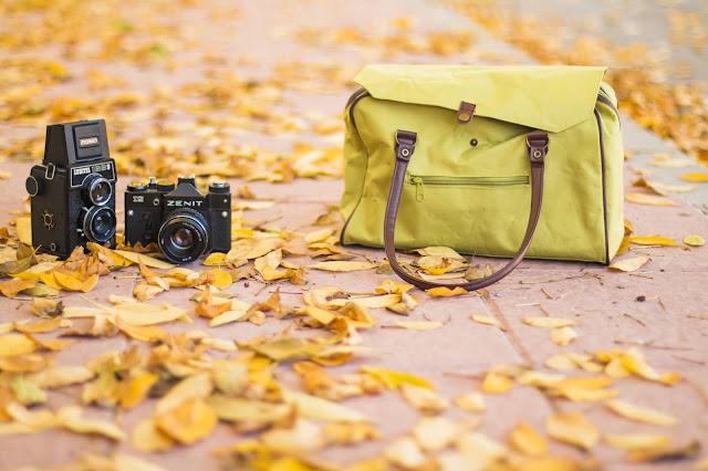 borsa per macchina fotografica