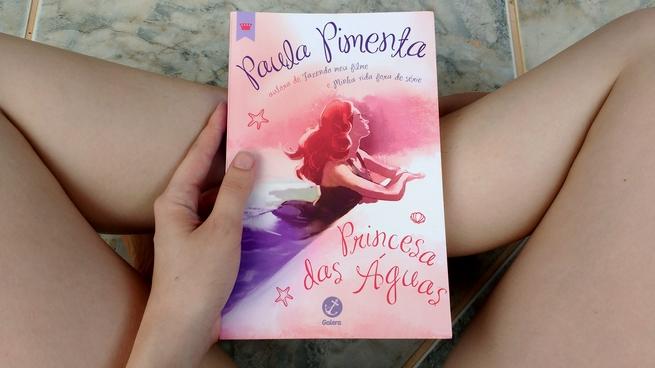 Princesa das Águas | Paula Pimenta