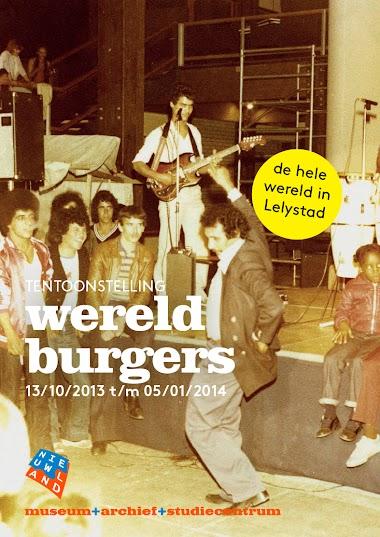 Tentoonstelling Wereldburgers - 1