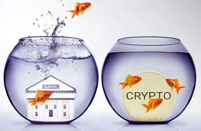 """العملات المشفرة هي """"المستقبل الحتمي للمال"""""""