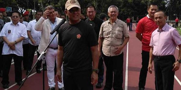 Gatot Nurmantyo Dekat Tommy Winata, Syahganda Nainggolan: Salahnya Dimana?