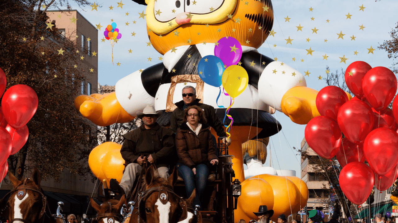 dia de Garfield