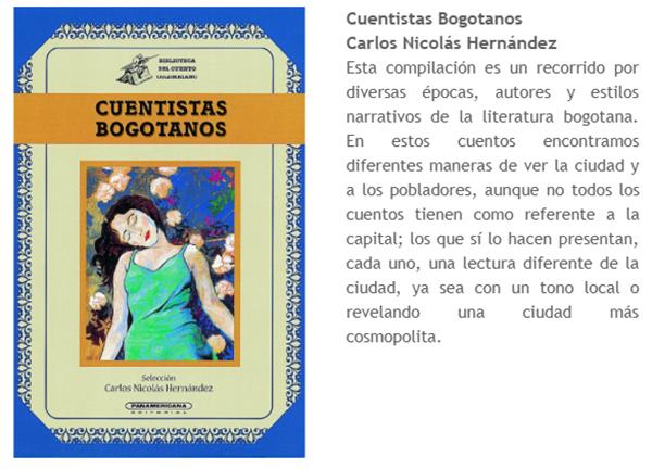 Cuentistas-Bogotanos