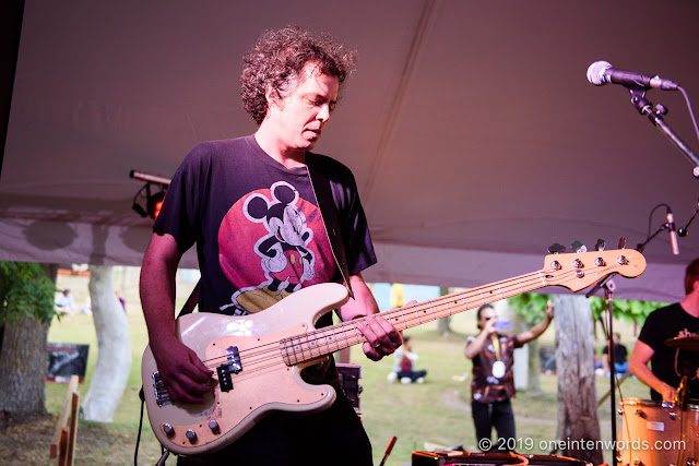 Hot Kid at Riverfest Elora on Friday, August 16, 2019 Photo by John Ordean at One In Ten Words oneintenwords.com toronto indie alternative live music blog concert photography pictures photos nikon d750 camera yyz photographer summer music festival guelph elora ontario