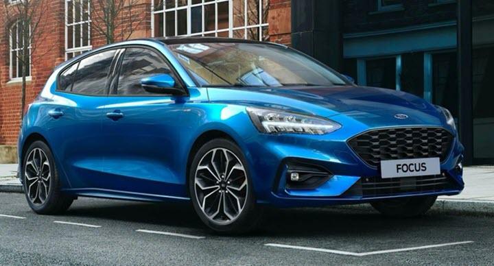 Ford Focus 2021 ra thêm hai phiên bản tiết kiệm nhiên liệu