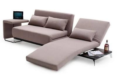Model sofa minimalis fungsional