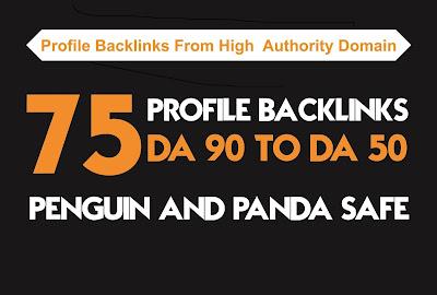 dofollow high da pa backlinks