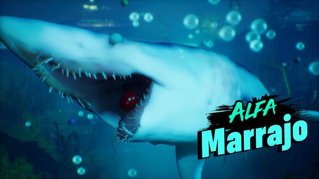 Maneater - Marrajo alfa