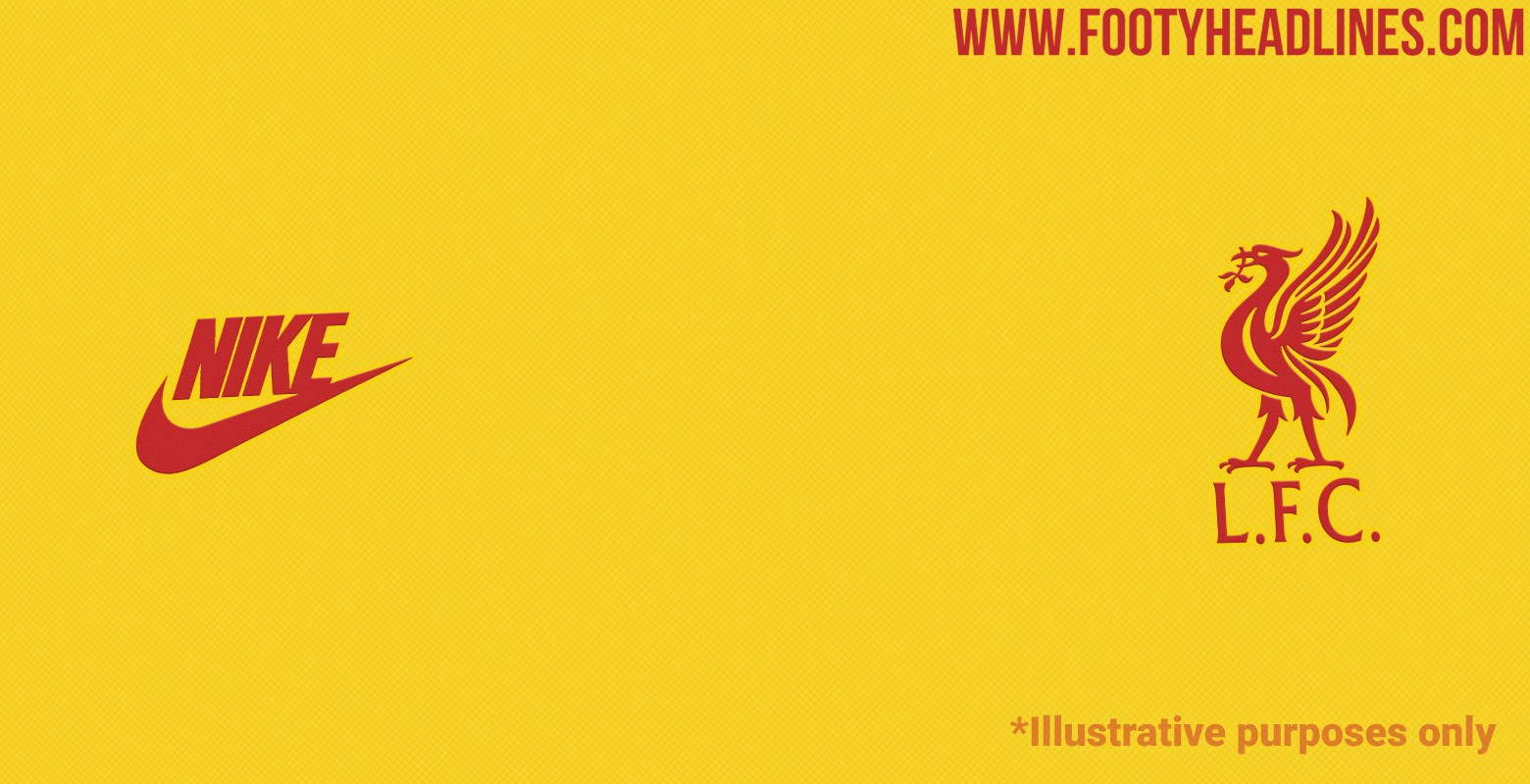 LEAKED: Nike Liverpool 21-22 Third Kit To Be Yellow ...