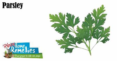Top 10 Foods That Help You Smell Nice: Parsley